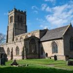 lockington church leicestershire